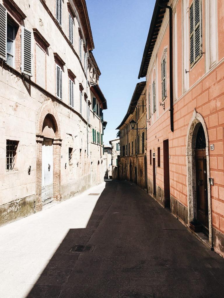 street, toscana