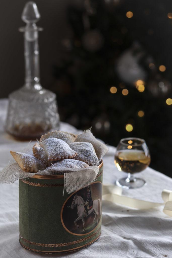 panzerotti di Natale
