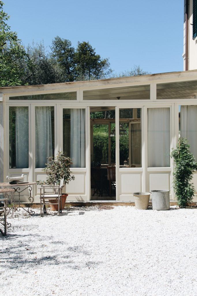 dehors, b&b travel, giardino, valdirose, firenze