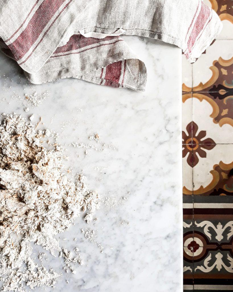 farina, pasta fresca, floor marmo, cucina