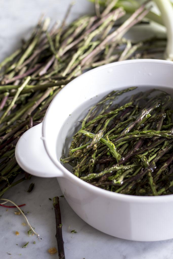 asparagi, cucina, ricetta