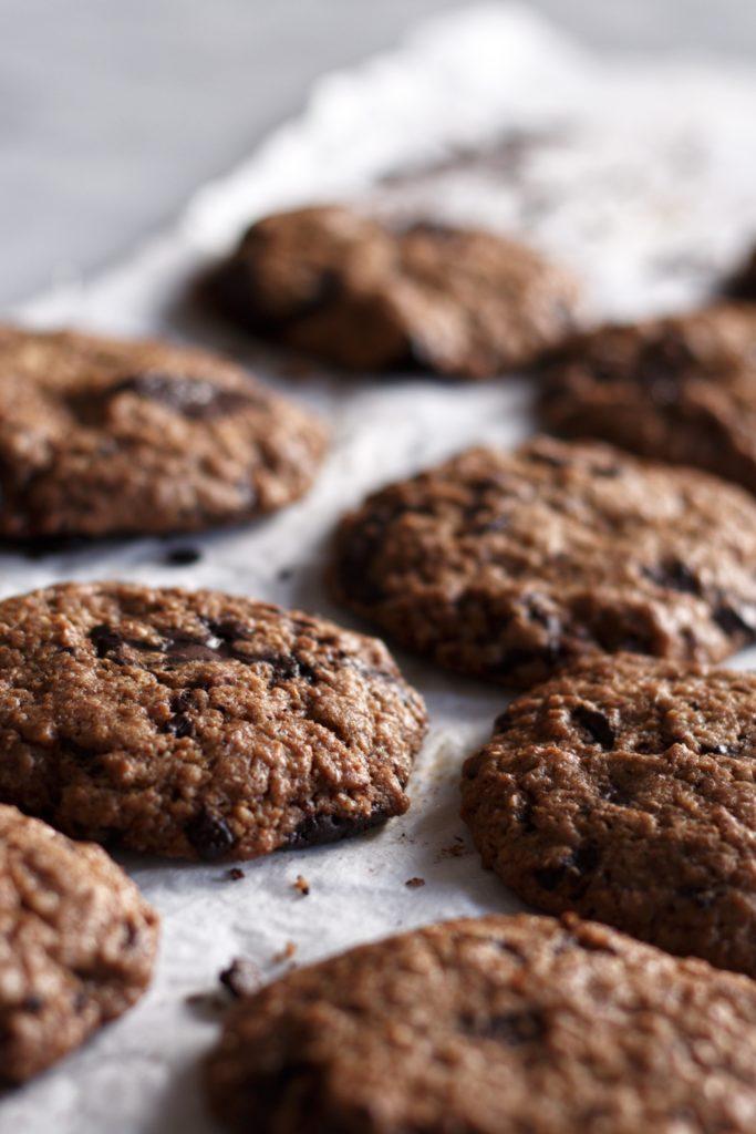 cookies, cioccolato, biscotti, accade in tavola, foodblogger