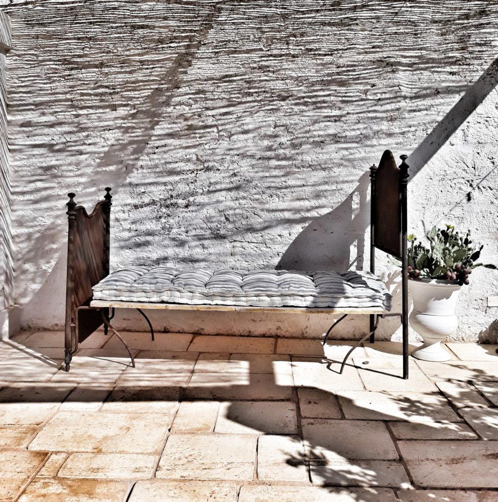 letto, ombre, masseria, salento