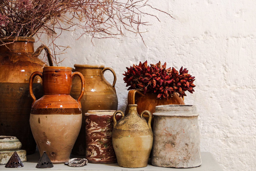 peperoncini, ceramiche, salento