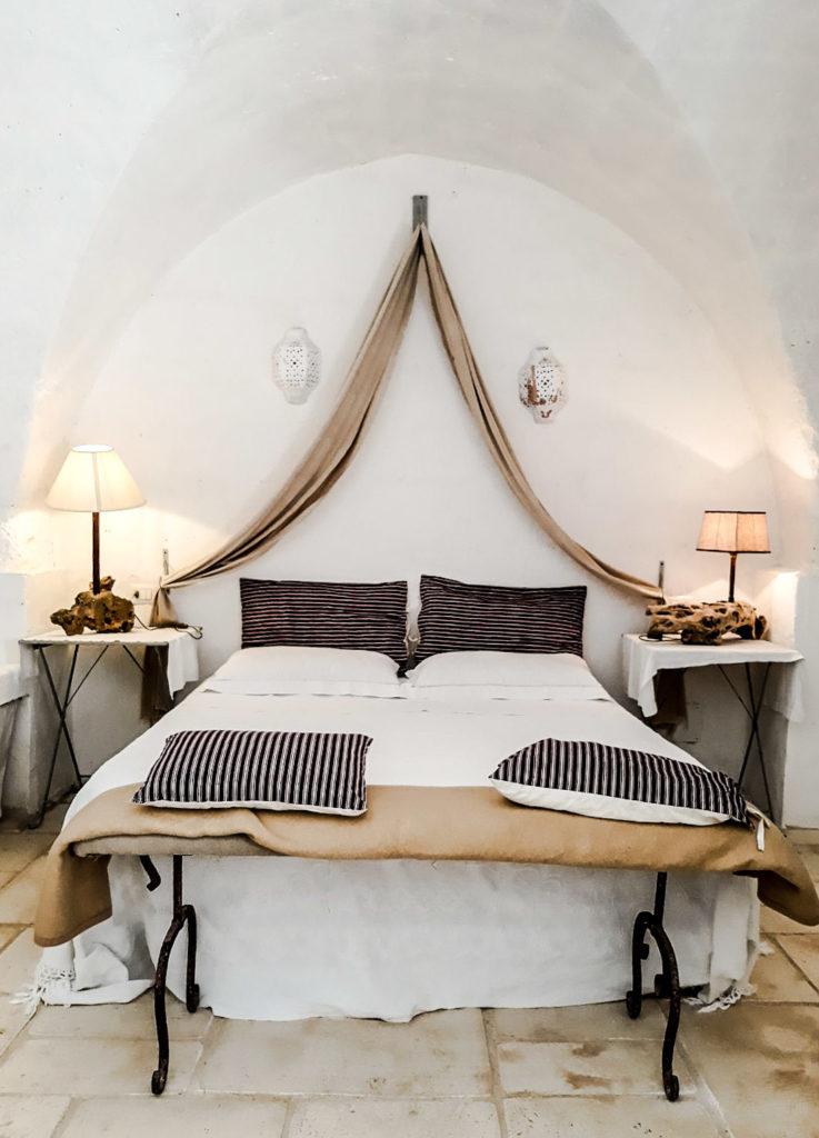 letto, room, masseria