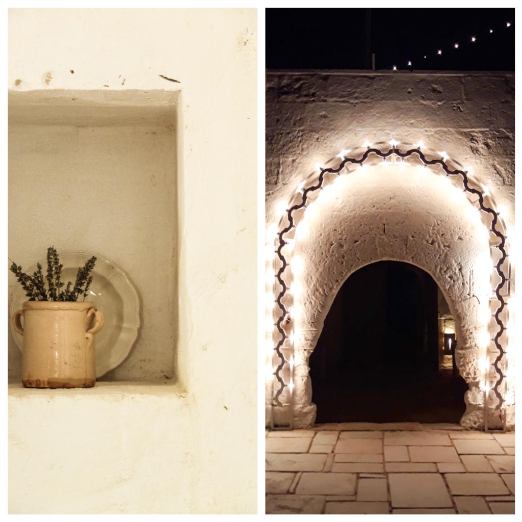 luminaria, masseria,interiors