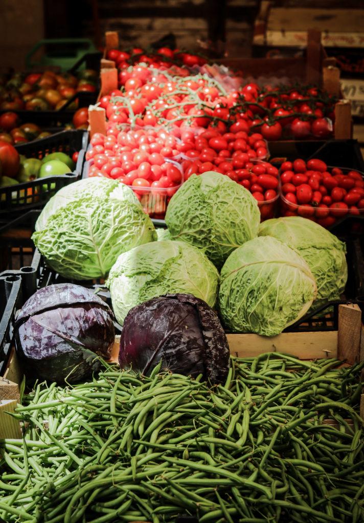 verdura, food, photography, mercato