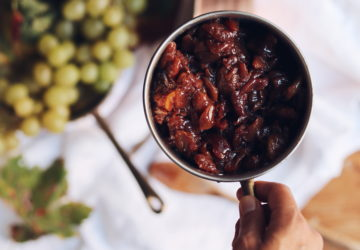 marmellata, uva, slowfood, accade in tavola