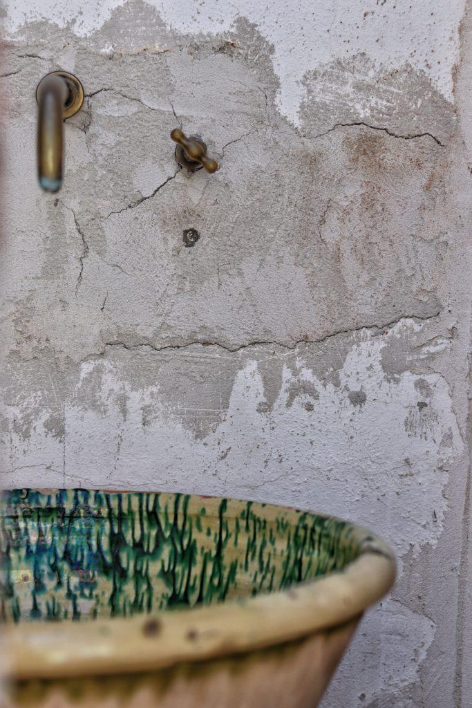 ceramica, muro, settembre,