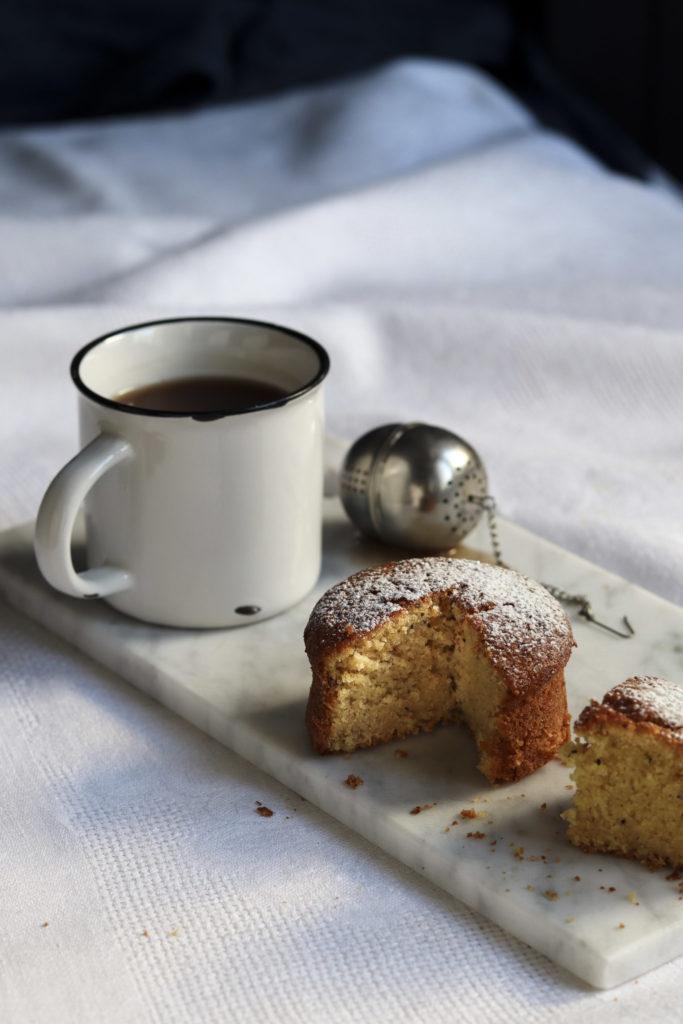 muffins all'arancia