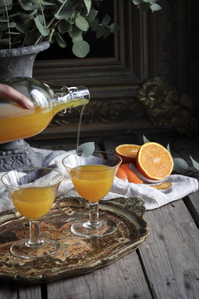 liquore arancia