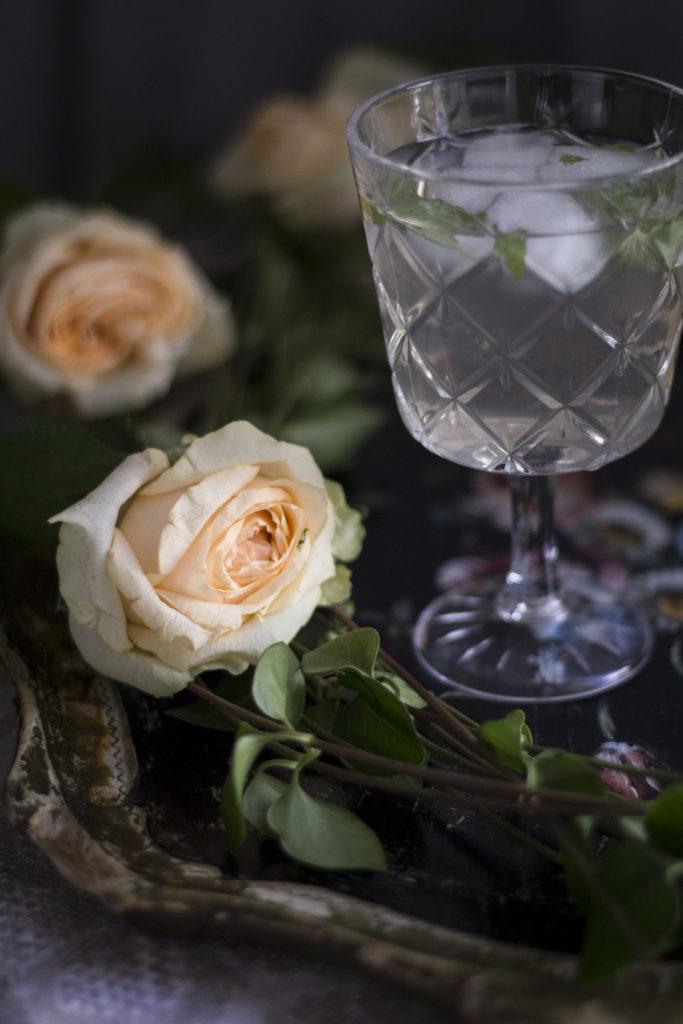 sciroppo alle rose